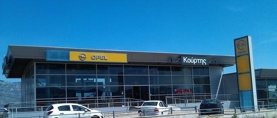 Opel Κούρτης-Κόρινθος