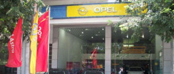 Opel Dionmotors-Θεσσαλονίκη