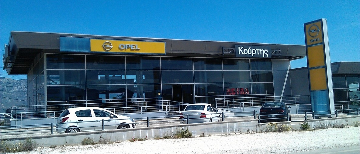 Opel Κούρτης