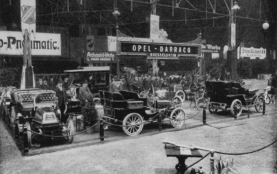 Ισχυρή Παρουσία στο Πέρασμα των Χρόνων: Η Opel στο Σαλόνι Αυτοκινήτου της Φρανκφούρτης