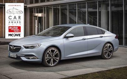 """Η Εμπρόσθια Κάμερα της Opel Απέσπασε το """"Car Connectivity Award 2019"""""""