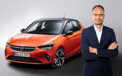 Opel, Pace, Corsa-e, Grandland X Hybrid4, Michael Lohscheller