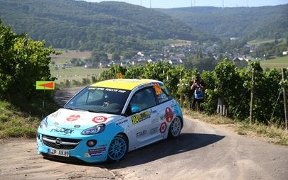 Η Opel παραμένει εστιασμένη στους Αγώνες Ράλι με το ADAM και το Επόμενο Corsa