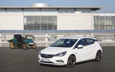 """Χρόνια Πολλά! Ξεκίνησε η Παραγγελιοληψία για τις Επετειακές Εκδόσεις Opel """"120 Edition"""" με Προηγμένες Τεχνολογίες & Χαρακτηριστικά"""