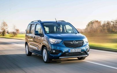 Opel Combo Life: Περισσότερη ισχύς και πιο εκλεπτυσμένοι Κινητήρες