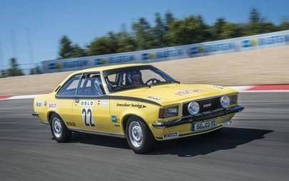 8η Bodensee Klassik: Ιστορικά Ονόματα της Opel στη Γραμμή Εκκίνησης