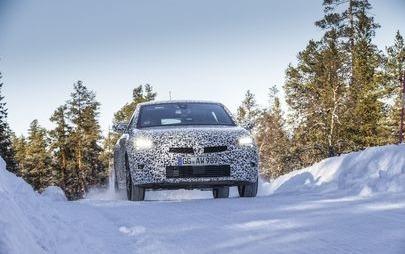 Καθοριστικές Τελικές Δοκιμές για την Επόμενη Γενιά Opel Corsa