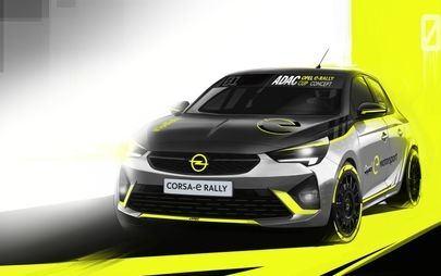Παγκόσμια Πρεμιέρα στο IAA: Η Opel είναι ο Πρώτος Κατασκευαστής που Παρουσιάζει Ηλεκτρικό Αυτοκίνητο Ράλι