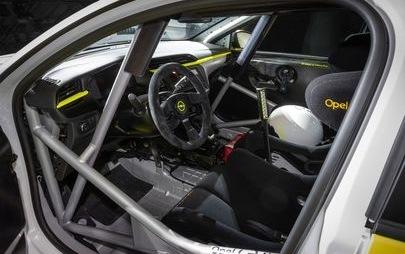 Η Opel παρουσιάζει το νέο Corsa-e Rally στον τελικό του Γερμανικού Πρωταθλήματος Ράλλυ