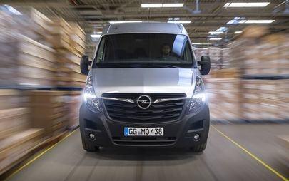 Νέο Opel Movano: Κορυφαία Ασφάλεια και Ποικιλομορφία, Πλήρης Συνδεσιμότητα