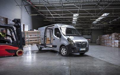 Έναρξη πωλήσεων: Νέο Opel Movano με τιμή εκκίνησης 27.925€ στη Γερμανία