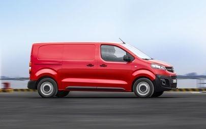 Νέο Σημείο Αναφοράς: Τρίτη Γενιά Opel Vivaro