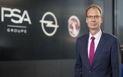 """Ο Michael Lohscheller, CEO της Opel, απέσπασε τον τίτλο """"MANBEST 2019"""" στο θεσμό βραβείων AUTOBEST"""