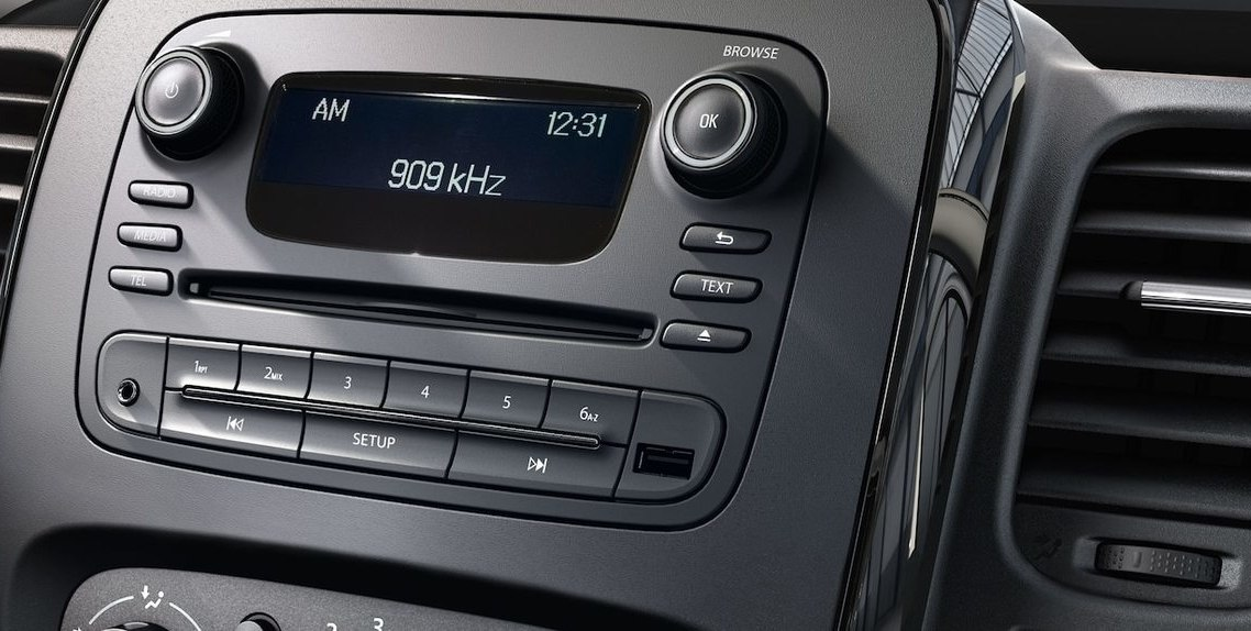 USB BLUETOOTH RADIO